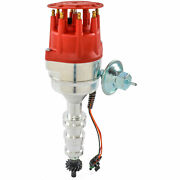 Jegs 40525 Ssr-iii Ready-to-run Rtr Pro-series Distributor For Ford Fe 352-428