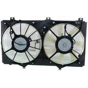 New Radiator Fan Shroud Assembly For Toyota Camry 2007 2011 To3115152