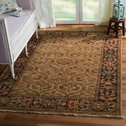 Safavieh Couture Hand-knotted Old World Panoraia Traditional Camel 10and039 X 14and039
