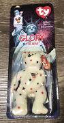 Glory The Bear Beanie Baby International Ty Rare Tag 💥completely Unopened