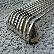 Golf Clubs Tm6 Iron Set 4-9.p.s8pcs Graphite Or Steel Shaft With Head Cover