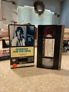 Sympathy For The Devil Magnetic Video Vhs Rolling Stones Mick Jagger 1st Release