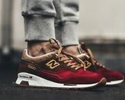 New Balance And039holiday Packand039 Made In England Suede M1500rnr Menandrsquos Size 11 Kith