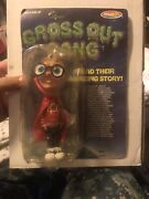 Vintage Gross Out Gang Figure 1987 Skilcraft Seezall Rare Sealed On Card Gpk