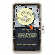 Intermatic T101p201 24-hour Mechanical Time Switch In Enclosure With Pool Hea...