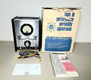 Sencore Tf151a Modified In Or Out Of Circuit Transistor Fet Tester W/manual