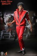 Michael Jackson Thriller Version 1/6 Scale Action Figure Hot Toys 12 Inch New