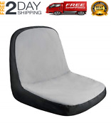 Riding Lawn Mower Seat Cover Durable 600d Polyester Oxford Tractor Seats Large
