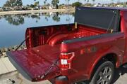 Leer Hf350m Hard Tri-fold Truck Bed Tonneau Cover, 2014-2018 And 2019 Limited