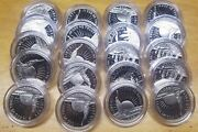 1986-s Proof Statue Of Liberty Commemorative Half Dollar☆☆roll Lot Of 20 Coins☆☆