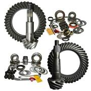 Ford Gear Packages
