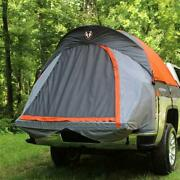 Rightline Gear 110750 Full Size Short Bed Truck Tent For 5.5and039 Length Truck Bed