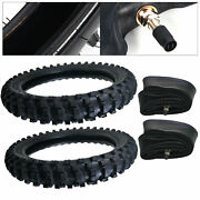 Front Rear Tire Tube Set For Dirt Pit Bicycle 50cc-150cc 70/100-19 90/100-16 Usa