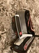 Odyssey O-works 9 Putter 35 Inch Near Mint W / Cover No Chips / Dings
