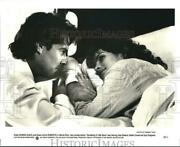 1995 Press Photo Dennis Quaid And Julia Roberts In Something To Talk About