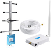 Cell Phone Signal Booster Atandt 4g Lte T-mobile Cricket Us Cellular Band12/17 Att