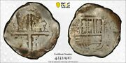 1621-1665 Spanish Colonial 8 Reales Pcgs Vf Details Lotg1308 Silver