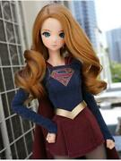 Used Smart Doll Super Girl Chris Dollfie Dream Shipping From Japan With Tracking