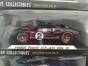 Shelby Collectibles 1/18 - Ford Gt 40 Mk Ii - Le Mans 1966 - Shelby Black New 2