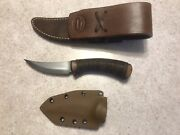 Fpt And Set Bushcraft Knife - Similar To Aa Forge Adventure Sworn And Lt Wright