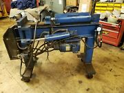 Huth Vintage Exhaust Pipe Bender Use Or Good For Parts..model 2806