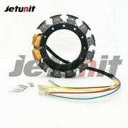 Outboard Stator For Mercury/mariner Force 16-amp 2-stroke 398-9710a14 398-9873a9