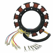 174-8778k1 For Mercury/mariner 30-125hp Outboard Stator 2-stroke 4/3/2-cyl 9-amp