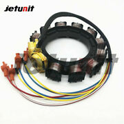 For Mercury/mariner 30hp-85hp Outboard Stator 2-stroke 3/4 Cyl. 9-amp 1976-1997