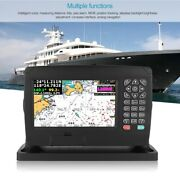 Xf-607 7and039and039 Car And Truck Gps Marine Navigation Navigator Positioner With Chart