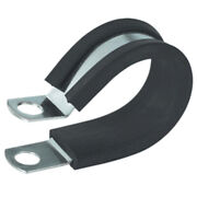 Ancor Stainless Steel Cushion Clamp - 1-3/4 - 10-pack