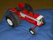 Minneapolis Moline G1350 With Duals Toy Tractor White Oliver Custom