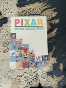 Pixar 22-movie Collection Dvd 11 Discs Brand New And Free Shipping