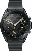 Samsung Galaxy Watch3 R840 45mm Titanium Case With Stainless Steel Band - Mint