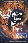 Keller Tae-when You Trap A Tiger -lp Hbook New