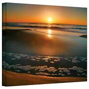 Steven Ainsworth And039morning Has Brokenand039 Gallery-wrapped Canvas Mini