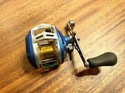 Daiwa Aird 100r Bass Right Handle Bait Casting Fishing Reel Spinning