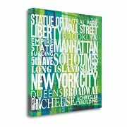 New York City Life Patterns I By Michael Mullan Gallery 24 X 24