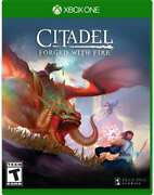 Citadel Forged With Fire Xbox One Brand New Factory Sealed Us Version Xbox On