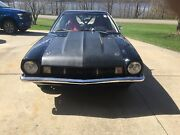 1971 Ford Pinto 1971 Ford Pinto Hatchback Black Rwd Automatic