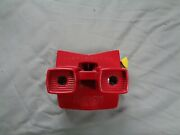 One Of The `holy Grail` Red View Master Model E Stero Bakelite Boxed Viewers