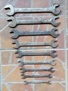 Hazet 450 Set Of 9 Spanners All Little A Or L