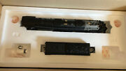 Rare K-line Up Big Boy And Tender 4009 New In Box, O-scale
