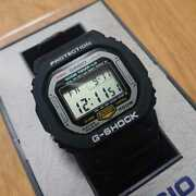 Second Model Casio G-shock 1983end-of-life Ww-5100c-1