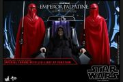 Star Wars Episode 6 Return Of The Jedi 1/6 Scale Figure Emperor Palpatine With
