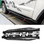 Fit For Jeep Grand Cherokee 14-20 Aluminum Running Board Side Step Rail Nerf Bar