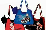 3 Betty Boop Tote Bags