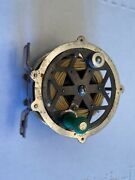 Antique Winchester Fly Fishing Reel, 1920's 3 Diameter, Good Condition Working