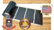 Greelex Radiant Floor Heating System Carbon Film 24 Contractor's Roll 656sqft