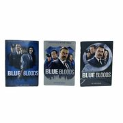 Blue Bloods Season 1 - 3 1, 2 And 3 Sealed New Disc Dvd Set Lot