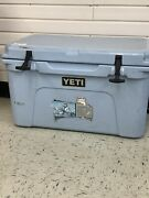 Yeti Tundra 45 - Ice Blue Cooler - Discontinued - Hard To Find